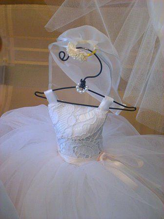 "Bridal Gown Sachet ""Clara"""