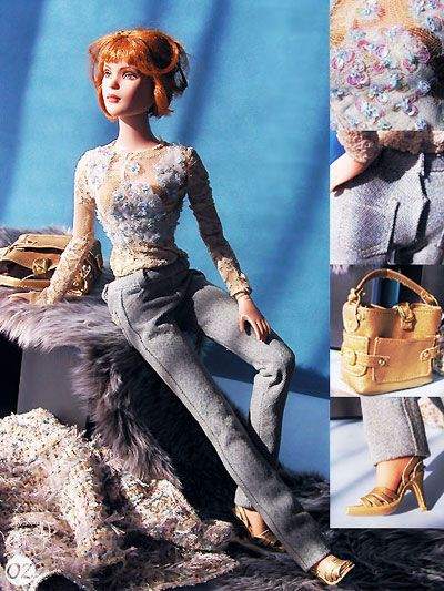Outfit Manhattan Mist 2007 Autumn Gold Tyler 2007