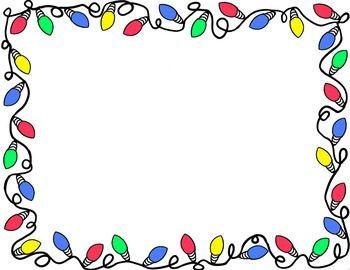 Christmas Border Christmas Clip Art Borders For Word Documents 5