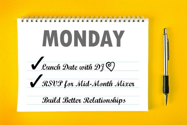 You can learn to love Monday by keeping a more consistent routine, having more fun more often and building better relationships at home and at work.