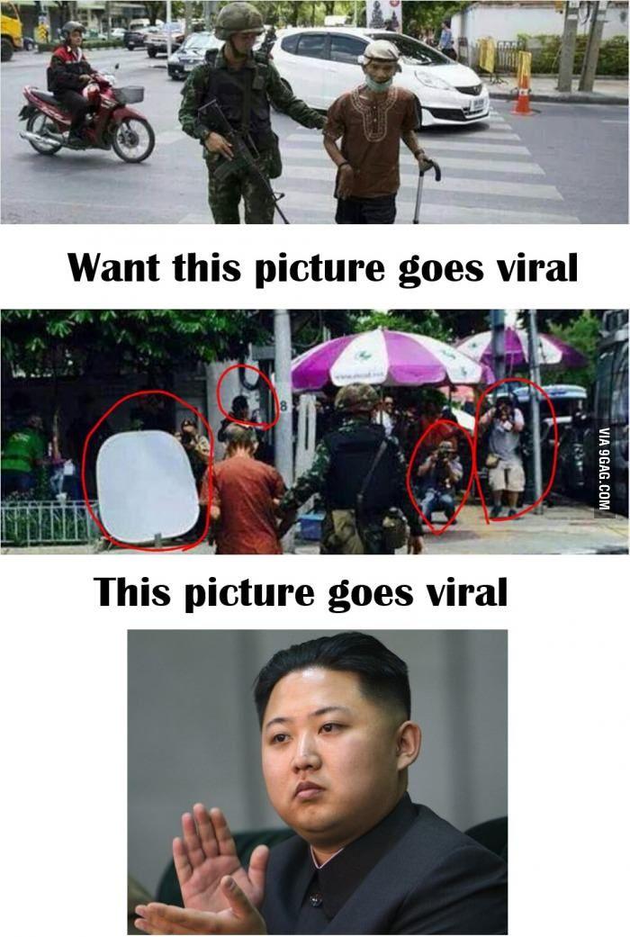 Thai junta propaganda failed
