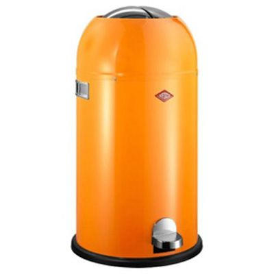 Rode Wesco Kickmaster.Wesco Kickmaster 33lt Bin Orange 180 631 25 For The Home