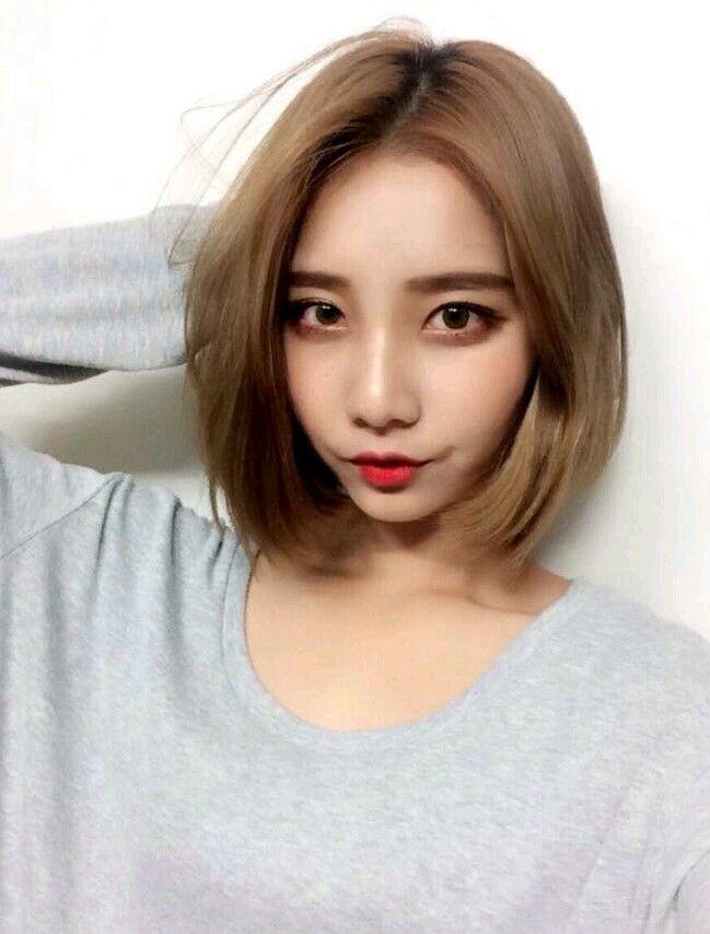 Korean hair short | makeup | Pinterest | Korean, Shorts ...