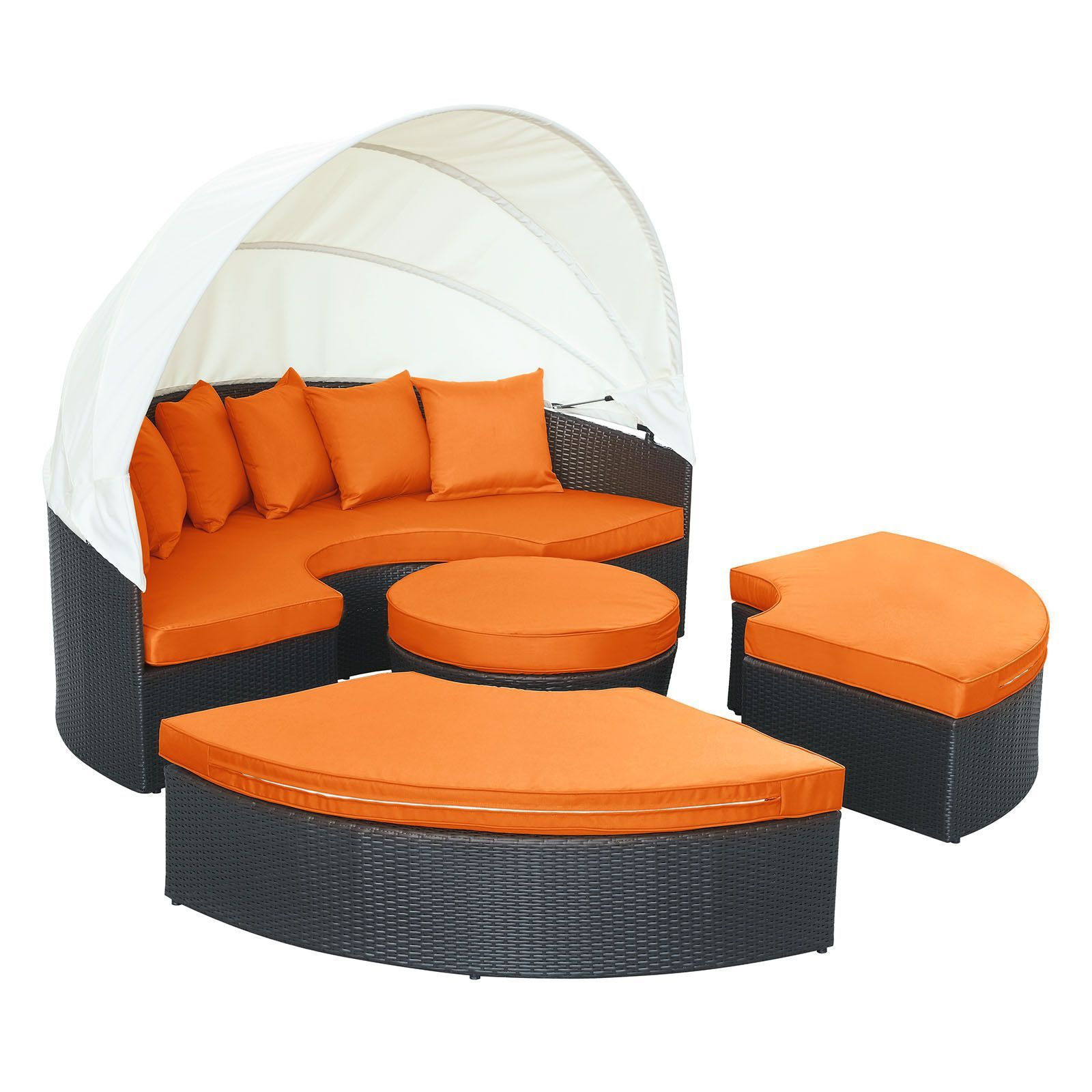 Buy Quest Canopy Outdoor Patio Daybed at ModelDeco for only