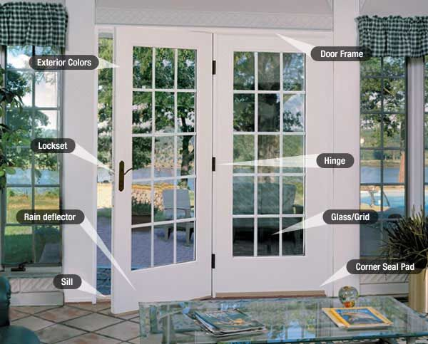 To Hinge Or Not To Hinge Home Fix Up Pinterest Patio Doors