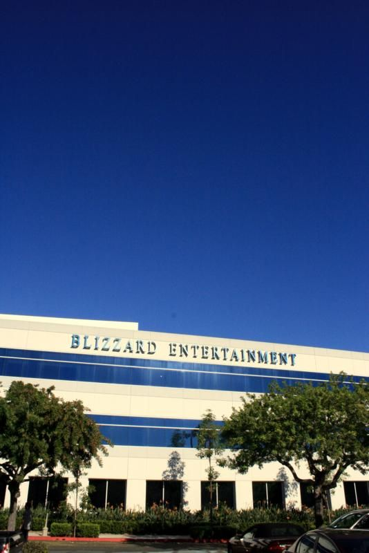 Office Tour Blizzard Entertainment The Office Snapshots Tour