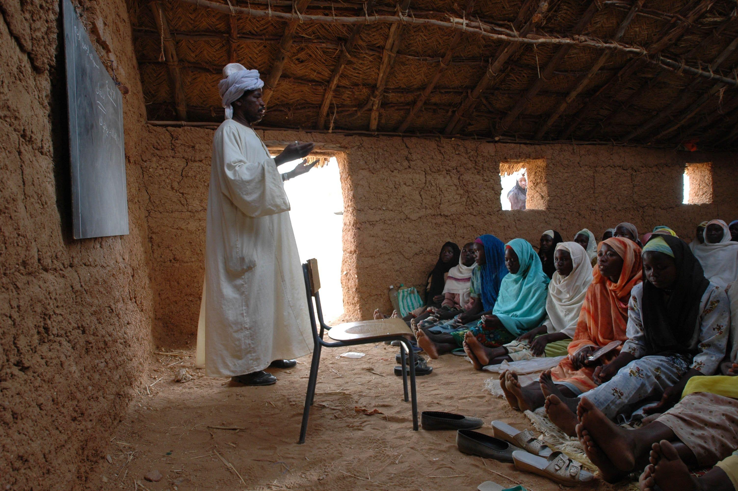 Third World Classroom 2