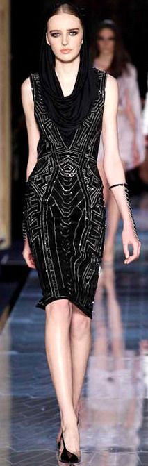SPRING 2014 COUTURE Atelier Versace