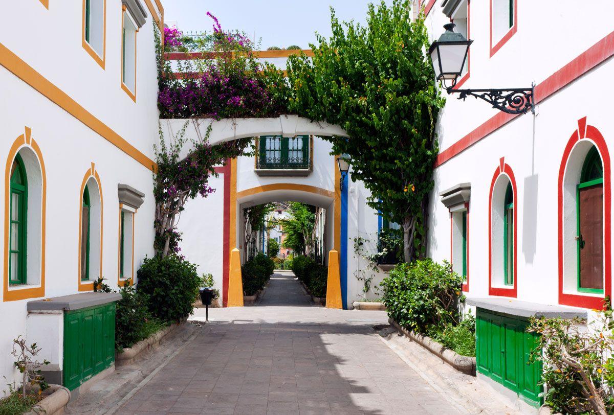 Los 200 pueblos m s bonitos de espa a es gran canaria - Casas gratis en pueblos de espana ...