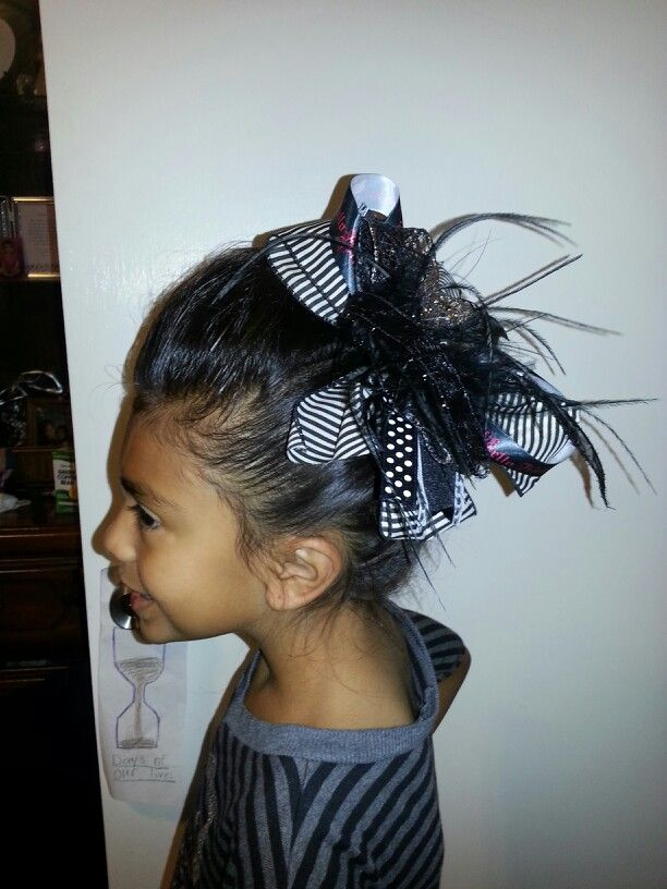 fab bow.updo kitty bow