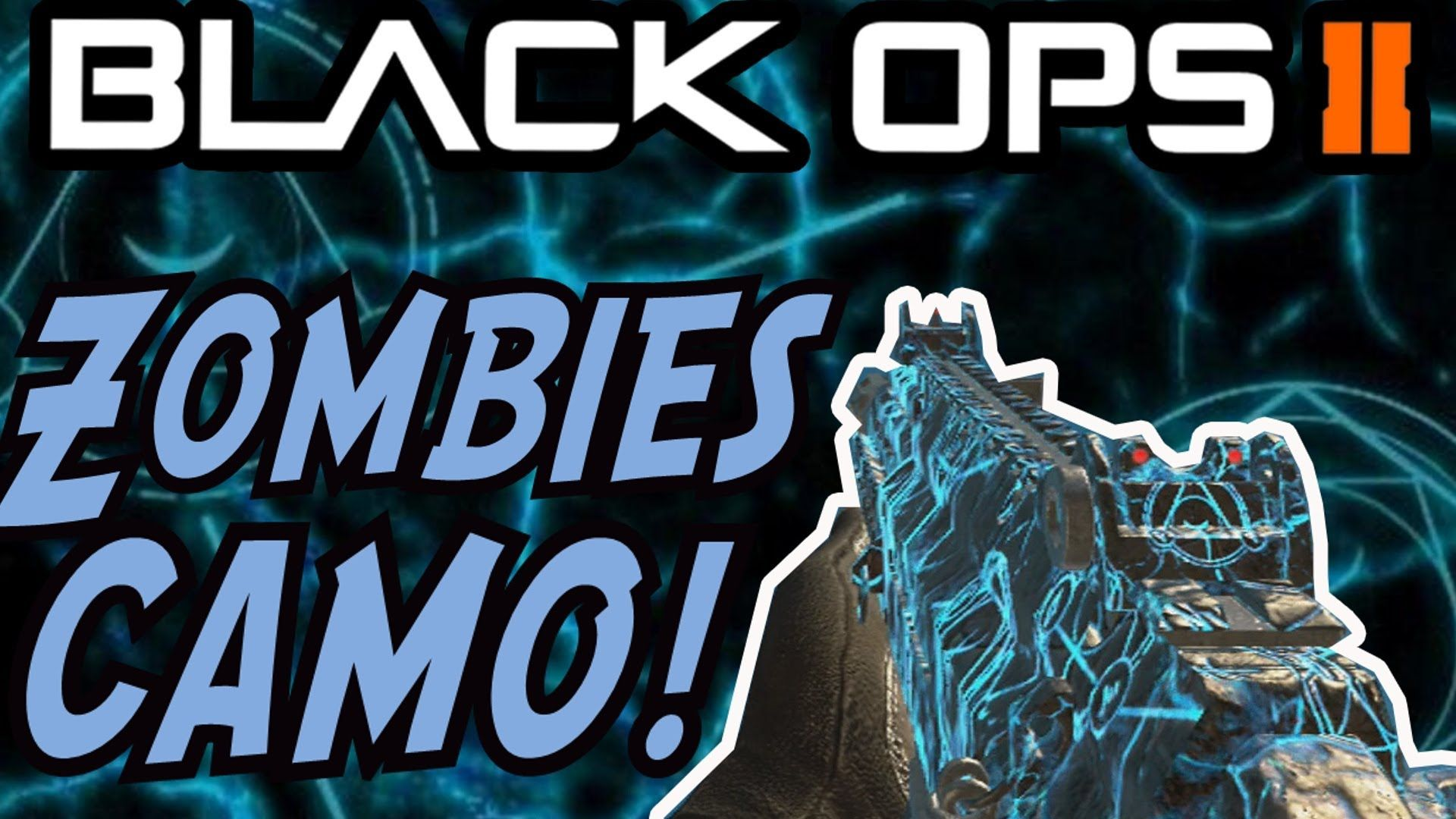 New Black Ops 2 Dlc Zombies Camo Gameplay Afterlife