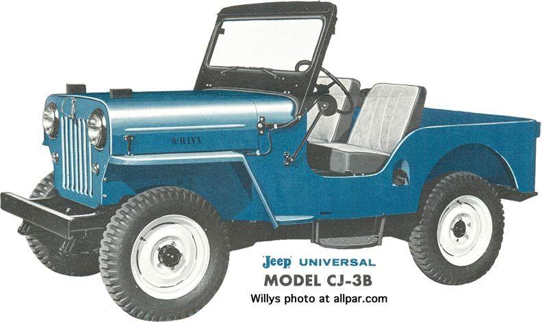 Jeep For 1959 61 Universal Cj3a Cj5 Cj6 Dispatcher And Forward Control Trucks Willys Jeep Jeep Jeep Garage