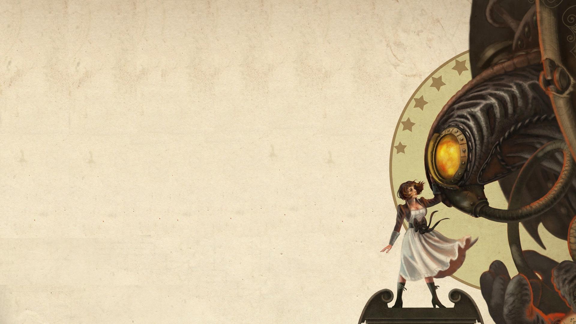 BioShock Infinite SongBird Wallpaper Bioshock Infinite