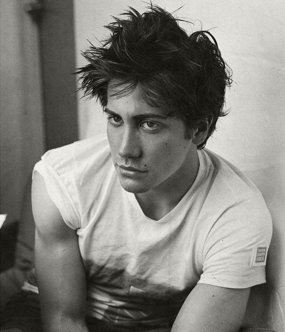 Jake Gyllenhaal young