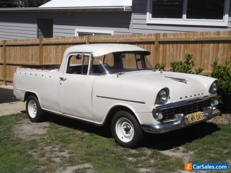 Holden EK utility unrestored original condition. Country vehicle ...