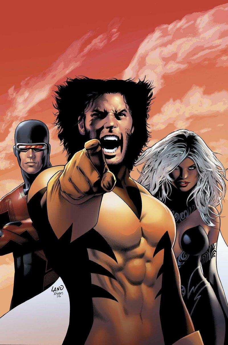 X Men The End By Greg Land X Men Comics Comic Book Shop