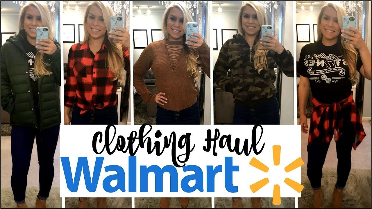 4b78baa68f10 WALMART HAUL & TRY ON | CUTE CHEAP CLOTHES FOR FALL (PART 2) - YouTube