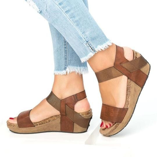 252fb5bc3 Wedges – StoriLoop | Shoes1 | Wedges, Heels, Wedge heels