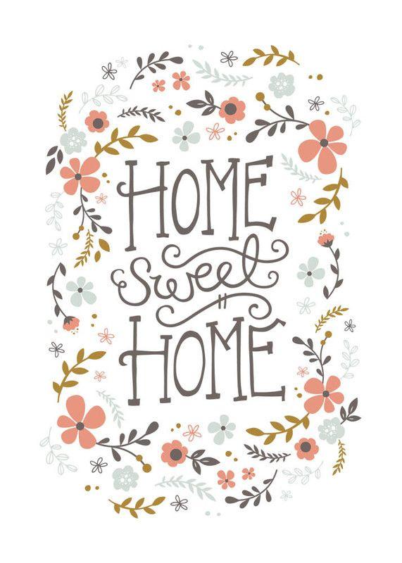 To Build A Home Art Print Home Wall Art Home Art Wall Art Prints