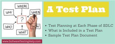 How To Create A Test Plan  Qa    Test Plan