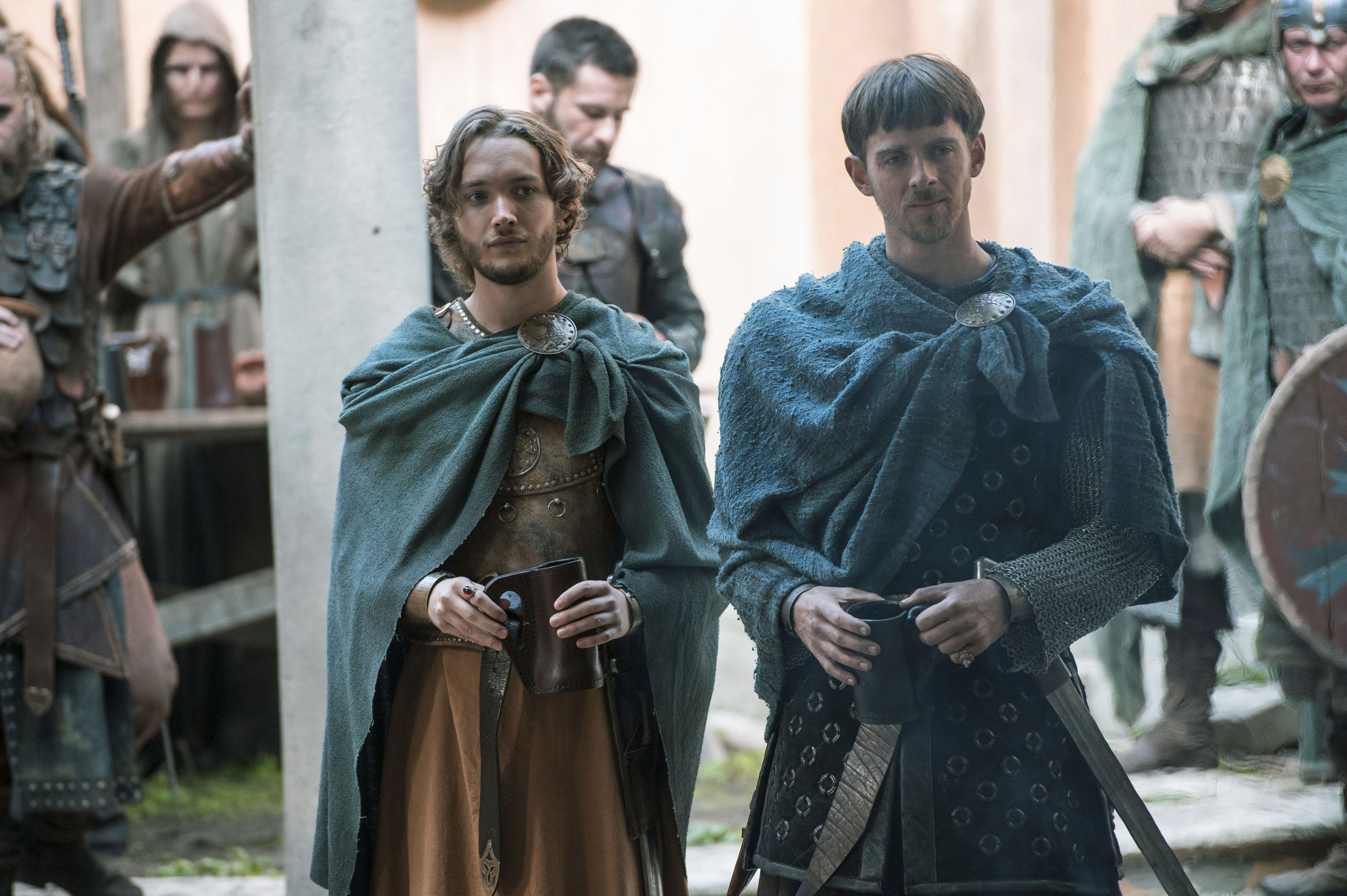 The Last Kingdom Aethelred And Aldhelm With Images The Last