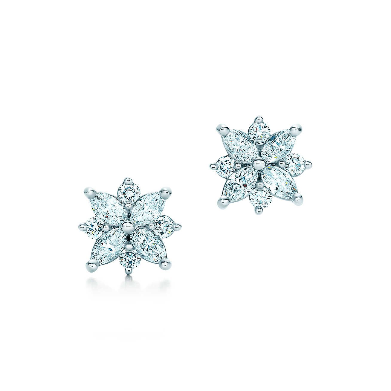 Tiffany Victoria Cer Earrings