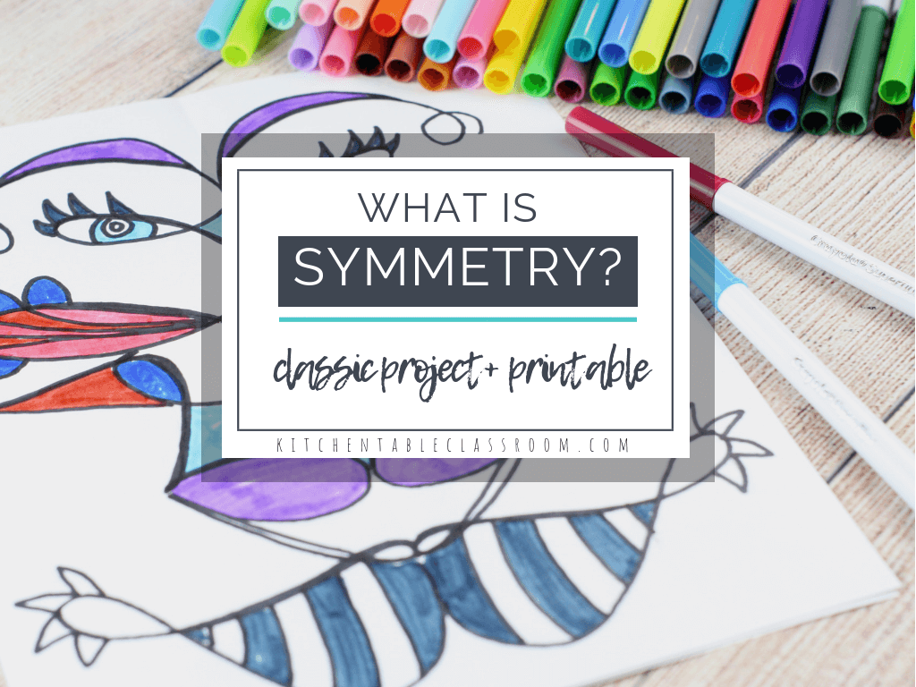 What Is Symmetry In Art A Classic Project And A Free