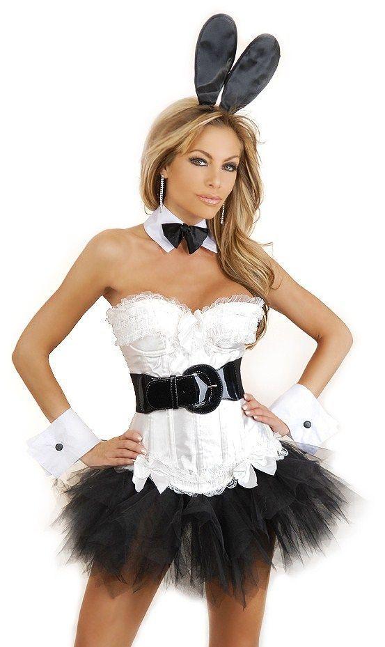 Девушки плейбой в костюме зайки онлайн фото 553-48