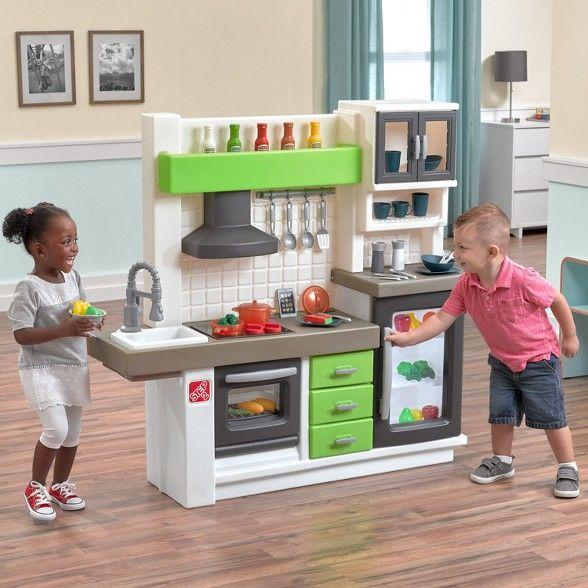 Step2 Euro Edge Kitchen : Target | Kitchen sets for kids ...
