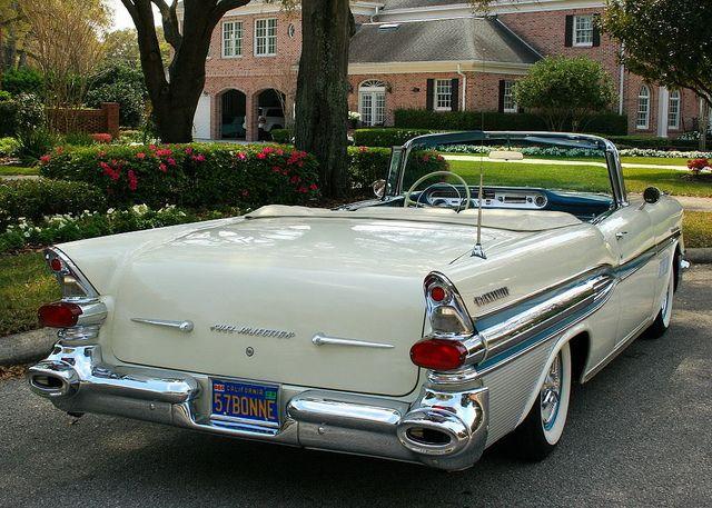 1957 Pontiac Bonneville Fuelie Convertible Classic Cars Pontiac Bonneville Pontiac Cars