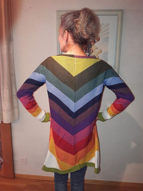 http://www.ravelry.com/patterns/library/eleven-and-one | Stricken ...