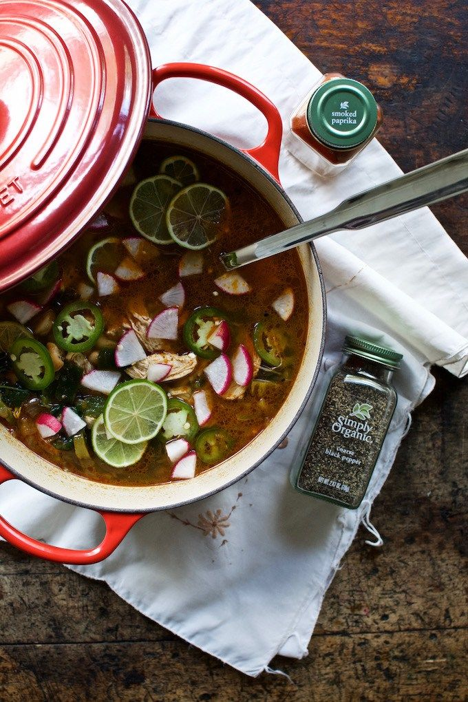 Spicy Lime Jalapeno Chicken Soup Recipe Chicken Soup Recipes