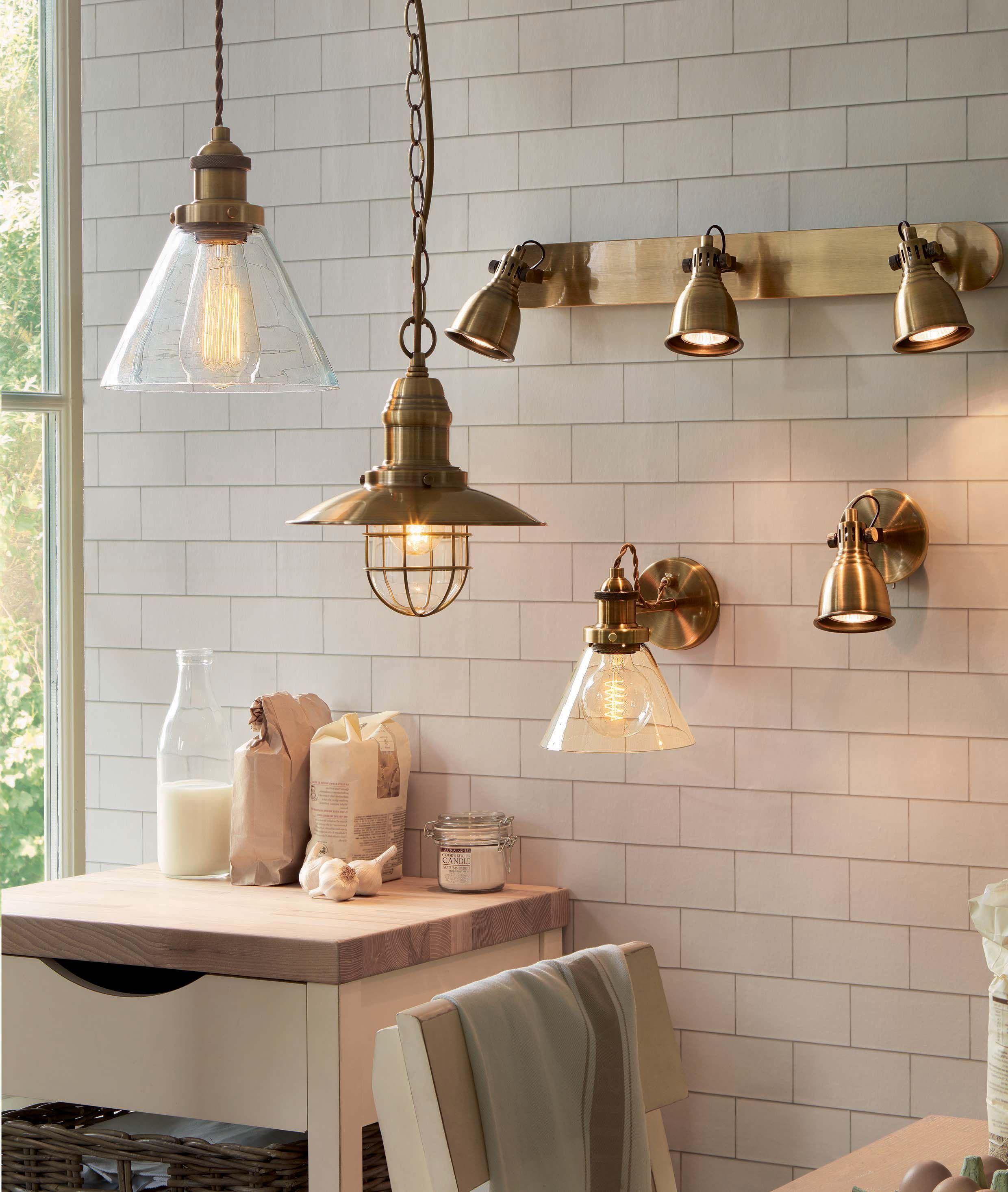 Laura Ashley Lighting Range