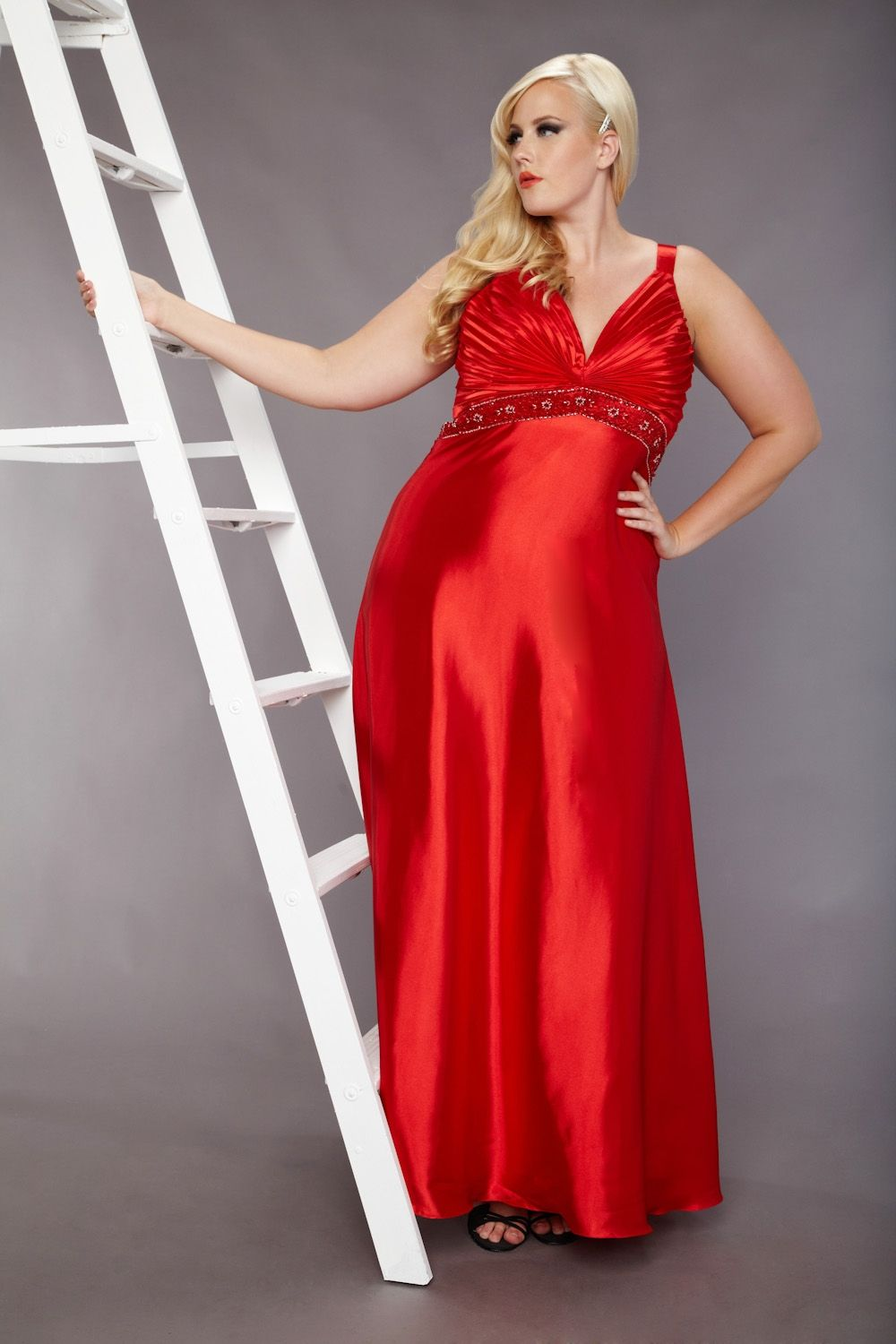 1000  images about Plus Size red prom dresses on Pinterest | Plus ...