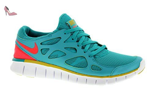 FREE RUN 2 EXT Nike Femmes Mod. 536746 Mod. 536746-303 Turbo Green