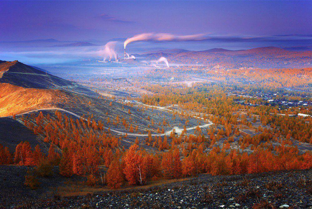 Карабаш, Южный Урал | Пейзажная фотография, Пейзажи, Фотоблоги