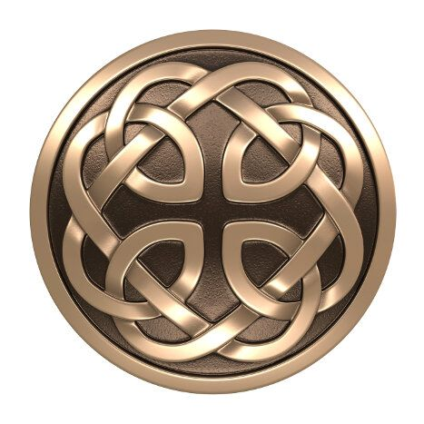 The Celtic Mandala and its Meaning   The Celtic mandala is a symbol of spiritual growth and realizing your heart's desires, visions and divine ancestry. This type of mandala is used to focus energy and to raise your consciousness to a higher state of awareness. It is thought
