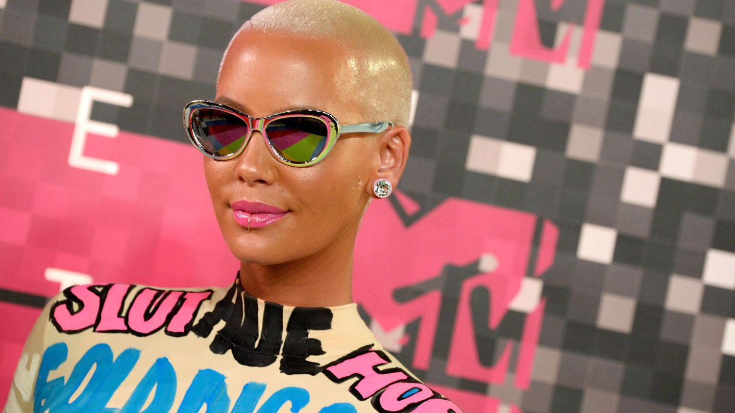 Amber Rose Just Demolished Kanye West with Two Simple