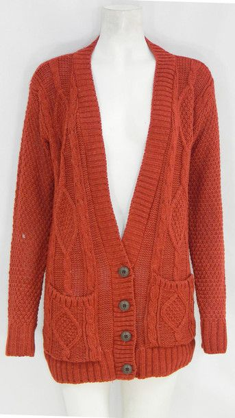 Love this knit cardigan