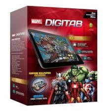 Tablet Marvel de 10 pulgadas con todos los superheroes que te encantan a un súper precio $3,490.