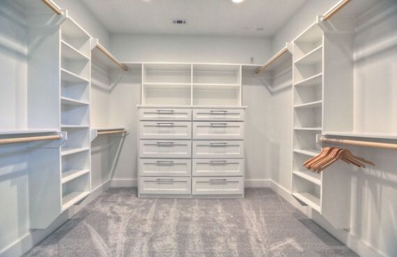 8 4 X 10 Closet