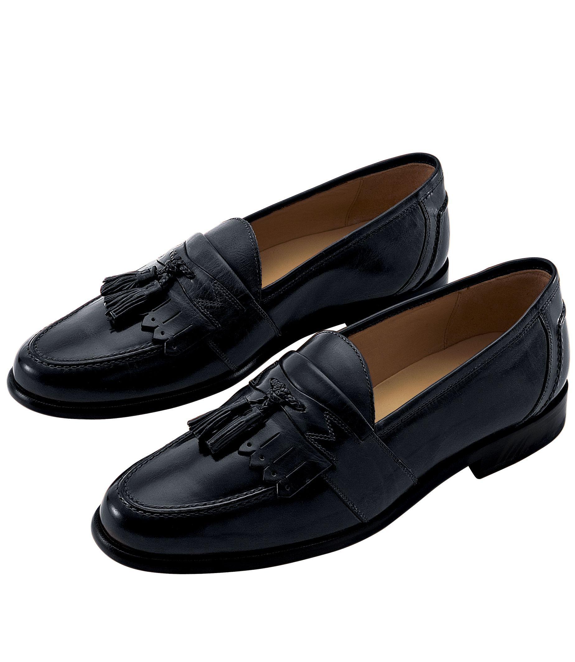 74a74b175fe Emery Kiltie Tassel Shoe by Johnston   Finding The Right Footwear ...