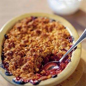 un mondo di ricette: la cucina inglese - crumble   ricette ...