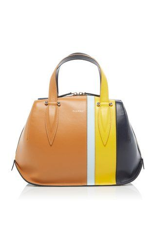 Delpozo Pre-owned - Leather tote