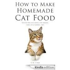 How to make homemade cat food i am going to look into this further the homemade cat treat recipe book fun and easy homemade kitty treats how to make cat treats best cat food homemade cat treats cat treat recipes forumfinder Choice Image