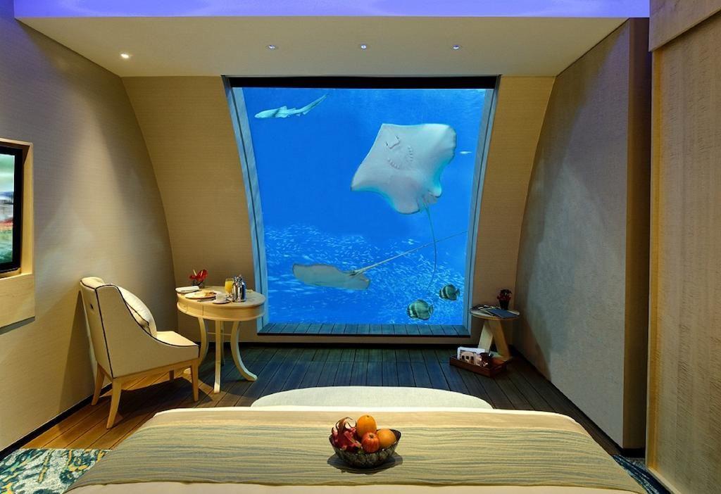 Resorts World Sentosa Equarius Hotel Singapore