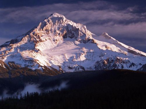 Mount Hood from Lolo Pass (Tom Kloster) The best mountain ever!!!