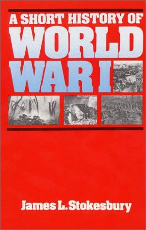 One of my favorite history books.  As a lover of US history I have not been exposed to World War I as much as I now feel I should have been.  This is a quick easy way to dive into a terrible war that has had world wide consequences.