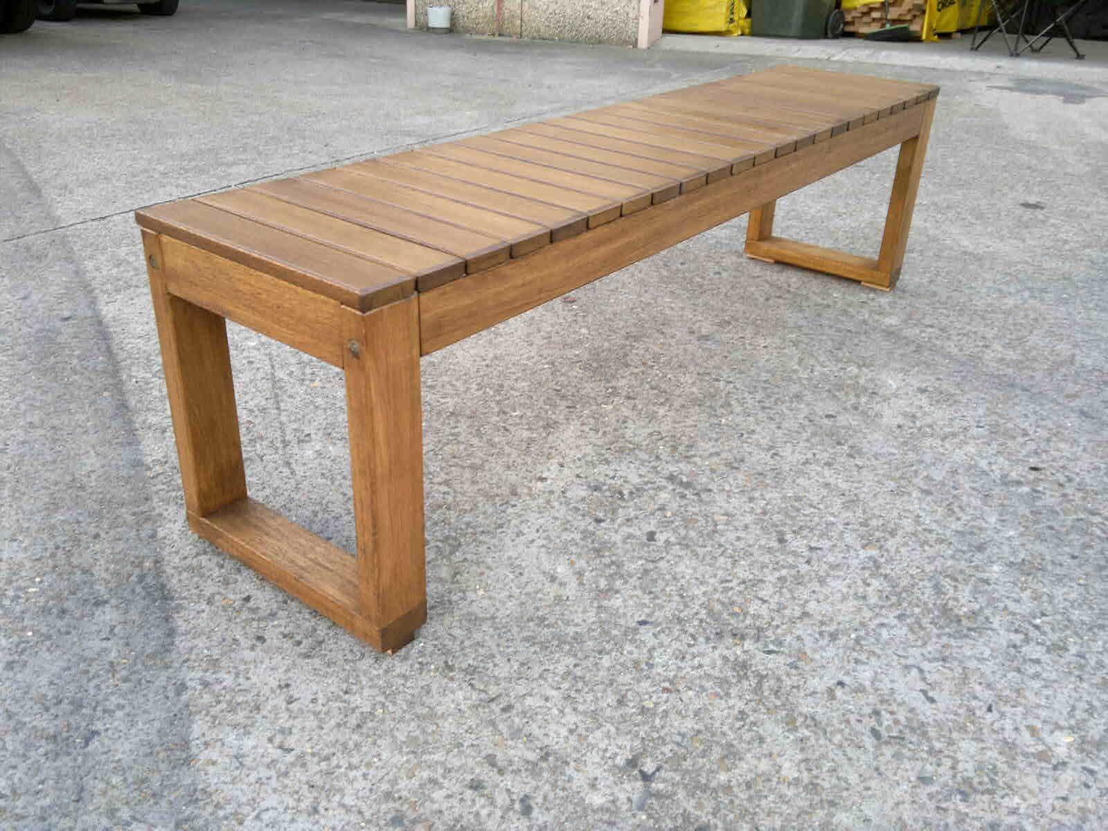 concrete patio bench home site diy outdoor bench seat plans outdoor