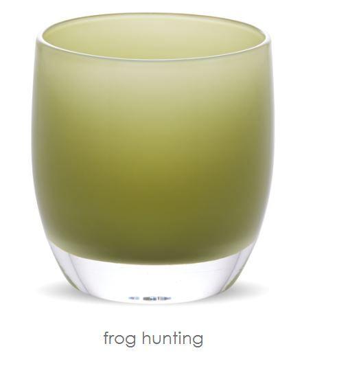 glassybaby frog hunting - wish list